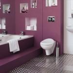 Renkli Banyo Tasarımları