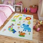 Ucuz Bebek Odası Halısı Modelleri-7