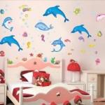 Uygun Bebek Odası Duvar Kağıtları-2