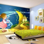 Uygun Bebek Odası Duvar Kağıtları-3