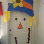 Uygun Bebek Odası Kapı Süsleri-7