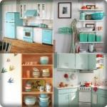 Vintage Mutfak Eşyaları