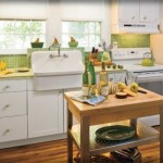 Vintage Mutfak Tasarımları