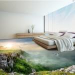 3d Yatak Odası Duvar Kağıtları
