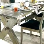 Ahşap Rustik Mutfak Masaları