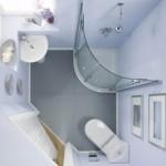 Dar Banyo Dekorları