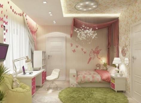 Dekoratif Bebek Odaları-3