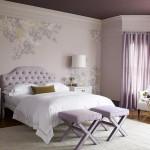 Desenli Yatak Odası Duvar Kağıtları