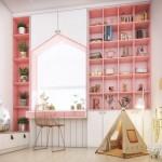 Genç Kız Odası Tasarımları-6