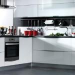 Kelebek Beyaz Mutfak Modelleri