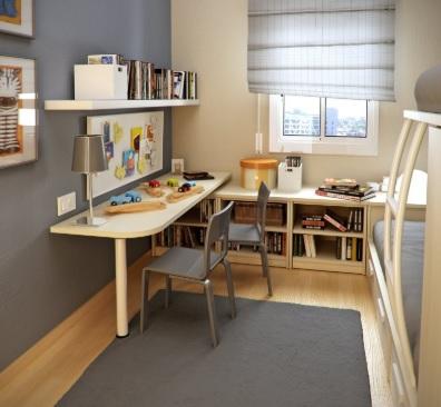 Küçük Oda Dekorasyon Fikirleri