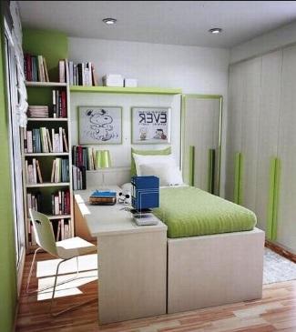 Küçük Oda Renk Seçimi