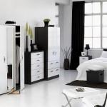 Modern Küçük Yatak Odaları