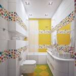 Renkli Banyo Fayans Modelleri-2019-3
