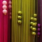 Renkli Perde Aksesuarları