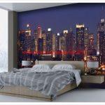 Resimli Yatak Odası Duvar Kağıtları