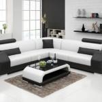 Siyah Beyaz Oturma Grubu Modelleri-2019