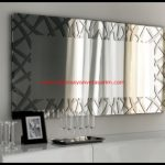 Salon Duvar Aynası Tasarımları