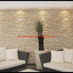Salon Taş Duvar Kaplama Modelleri