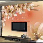 Tv Arkası Duvar Kağıtları