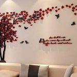 Dekoratif Salon Duvar Stickerları-2