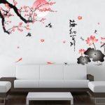 Dekoratif Salon Duvar Stickerları-4