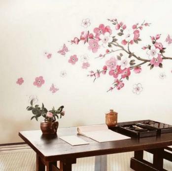 Dekoratif Salon Duvar Stickerları-5