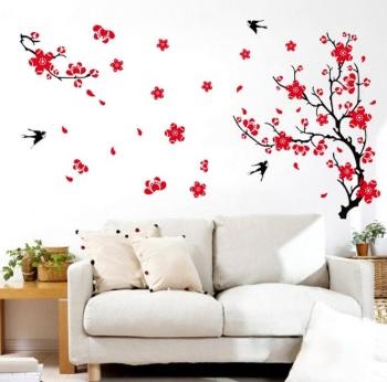 Dekoratif Salon Duvar Stickerları-6