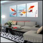 Dekoratif Salon Duvar Tabloları-1