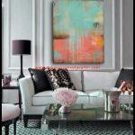 Dekoratif Salon Duvar Tabloları-11