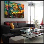 Dekoratif Salon Duvar Tabloları-8