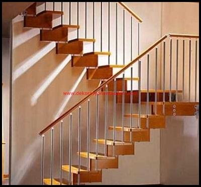 Dublex Ev Merdiven Modelleri ve Basamakları-5