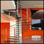 Dublex Ev Merdiven Modelleri ve Basamakları-7