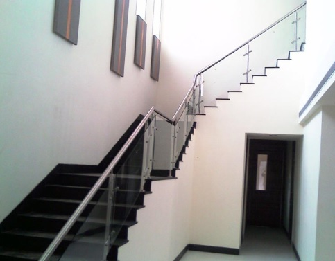 Dubleks Ev Merdiven Korkulukları-2