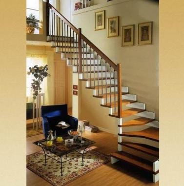 Dubleks Ev Merdiven Korkulukları-3