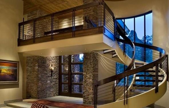 Dubleks Ev Merdiven Korkulukları-5