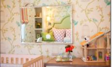 Dekoratif Bebek Odası Aynaları