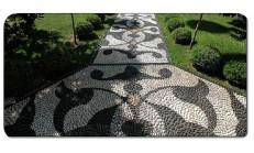 En Güzel Dekoratif Bahçe Yolu Taşları
