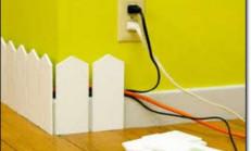 Dekorasyonda Kablo Gizleme