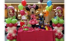 Balonlarla Parti Dekorasyonu