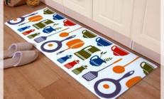 Dekoratif Mutfak Halı Modelleri