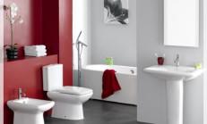 Renkli Banyo Dekorasyon Örnekleri