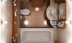 Küçük Banyolar İçin Pratik Çözümler