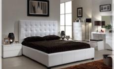 Deri Yatak Odası Modelleri