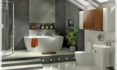 Modern Banyo Dekoru