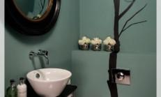 Stüdyo Banyo Dekorasyonu