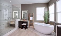 Fayanssız Banyo Modelleri