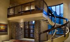Dublex Ev Merdiven Korkulukları
