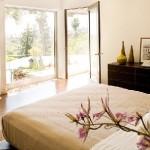 Kum Beji Rengi Yatak Odası Uygulamaları