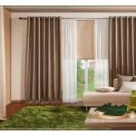 Modern Salonlar İçin Taç Perde Modelleri